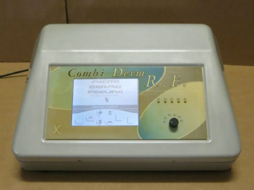 Extetica Combi Derm R.F.Microdermabrasion Beauty Skincare Machine Salon
